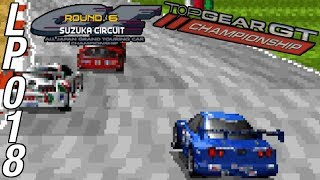 Let's Play Top Gear GT Championship - Part 18 - Year 3 Suzuka Circuit