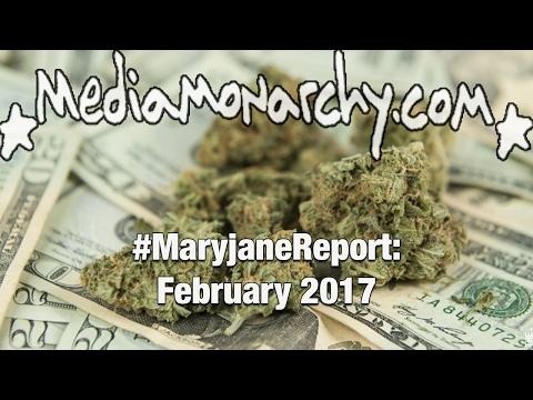Pot Stocks & Paranoia - #MaryjaneReport