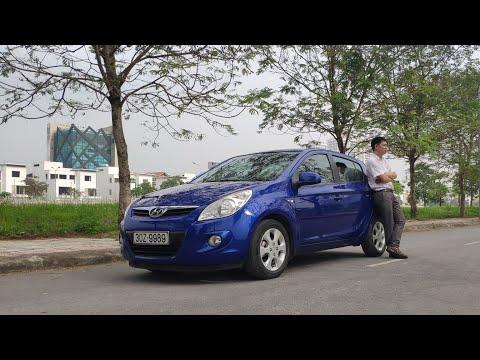 (Đã bán) Hyundai i20 1.4 A/T 2010 | Xe chất | Một chủ từ đầu | Biển đẹp