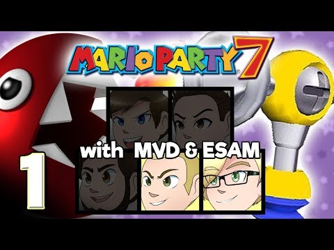 "Mario Party 7: ""Hot Chomps"" - EPISODE 1 - Friends Without Benefits"