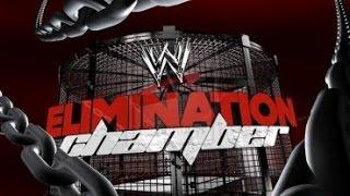 Elimination Chamber | WWE2K15 | Español | PC