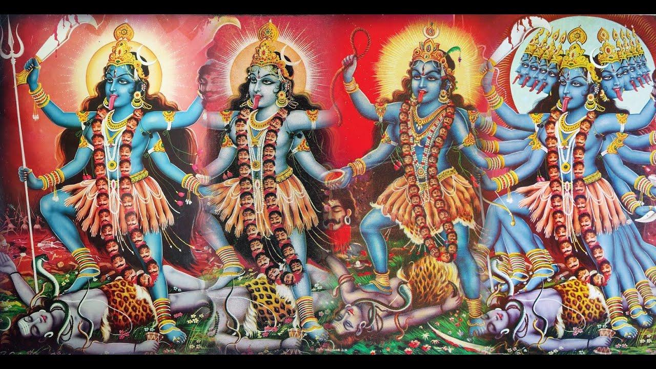 काली माँ महाकाली भद्रकाली मंत्र Kali Maa
