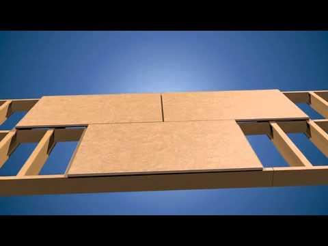 Subfloor Installation Tips from GeorgiaPacific  YouTube