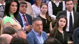 Программа Время покажет  Армения и Азербайджан – что происходит Что делать России и Путину