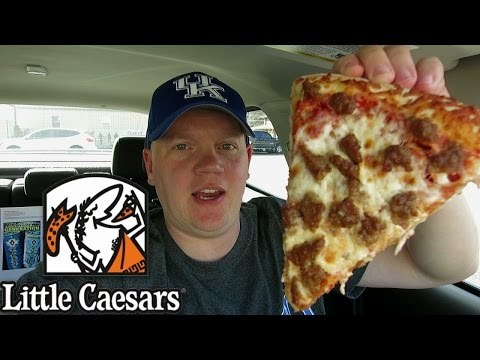 Reed Review Little Caesars Italian Sausage Pizza