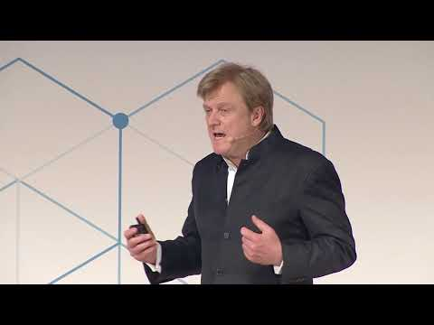 Summit Tokyo - Keynote Session: Liberalism and the Blockchain with Patrick Byrne, Founder, tZERO