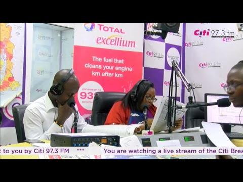 Citi FM live stream