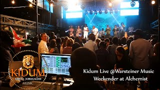 Kidum Live @Warsteiner Music Weekender at Alchemist