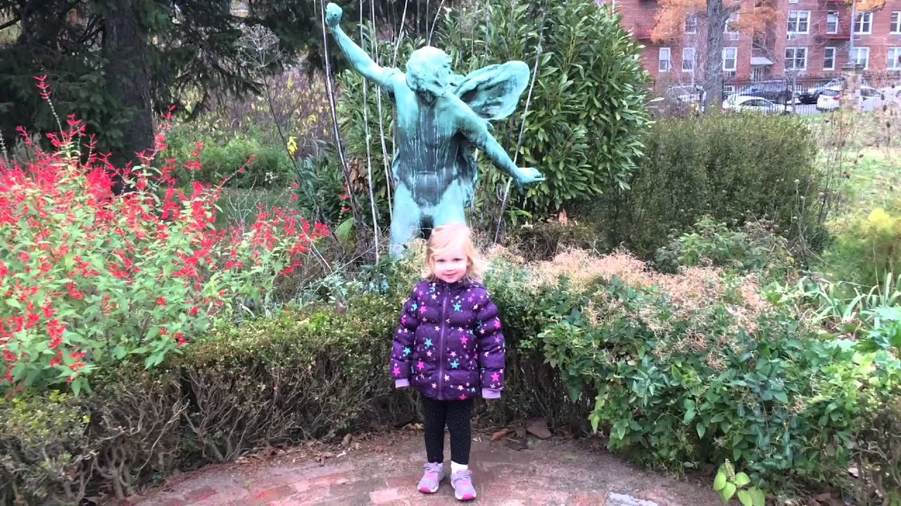 A Trip To The Queens Botanical Gardens