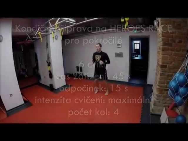 Heroes Race Training level 2 / www.heroesrace.cz