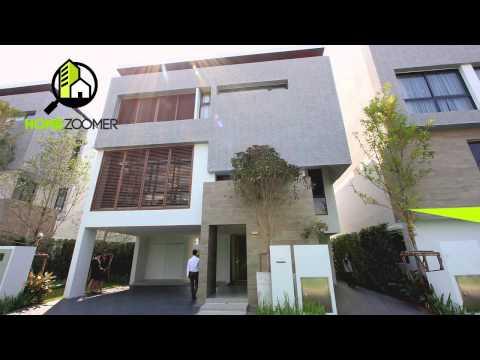 งานเปิดชมบ้านตัวอย่างโครงการ พาร์ค พรีวา โดยบริษัทนาราย์ฯ | Homezoomer.com