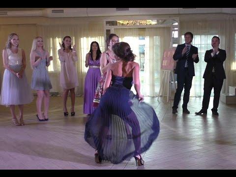 Танцевальный Батл Команд Жениха и Невесты