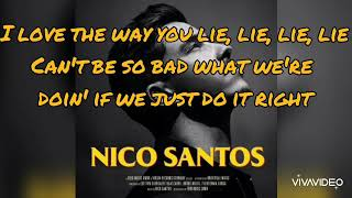 7 Days-Nico Santos Lyrics