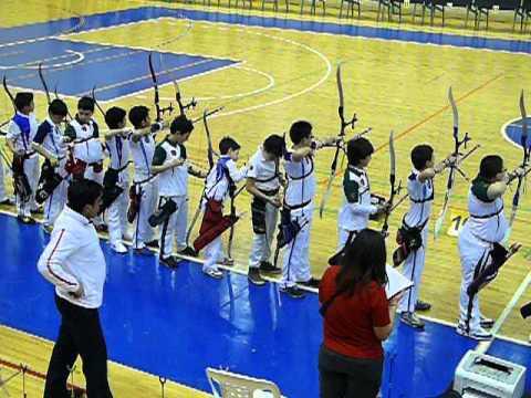 22 Şubat 2015 Minikler Salon Okçuluk İstanbul İl Şampiyonası