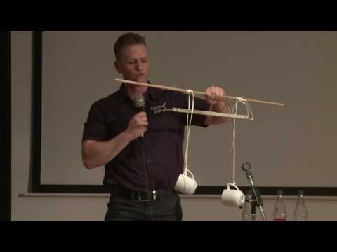 Rot und Rot macht Lila - Die Physik des Goldes | Thomas SIMON - Nacht der Ideen