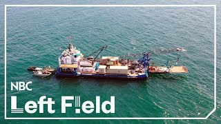 Army Divers Go Deep In Puget Sound to Target Derelict Fishing Nets | NBC Left Field