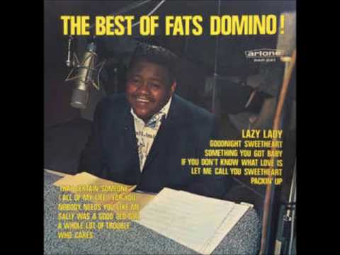 Fats Domino  -  The Best Of Fats Domino  -  [Studio album 26]  Artone PAP 241