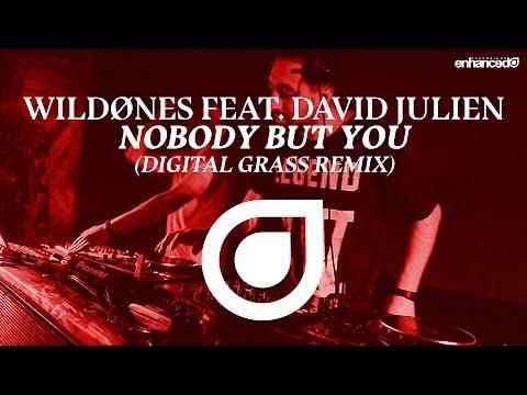 WildØnes Feat. David Julien - Nobody But You (Digital Grass Remix) [OUT NOW]