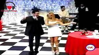 مصطفى قمر - السود عيونه - برنامج جار القمر 1999