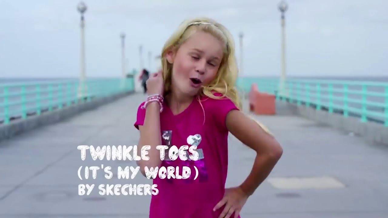skechers girl commercial