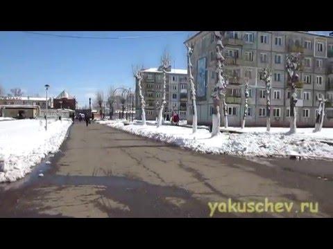 Весна в ЗАТО Солнечный. 09.05.16.
