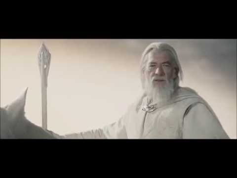 Theoden king stands alone and micheal jackson knows what to say