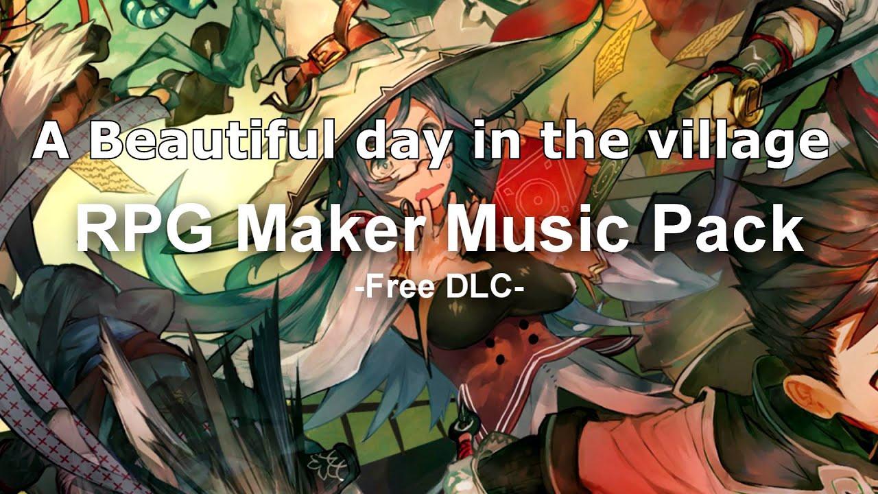 FREE RPG MAKER MUSIC! - RPG maker Music Collection pack