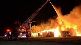 South Pine Street Fire