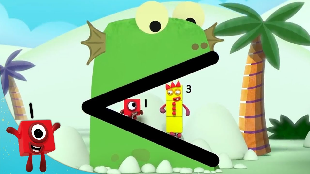 Numberblocks - Test Your Skills! 📚 | Learn to Count | Learning Blocks
