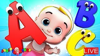 Cartoons For Toddlers | Nursery Rhymes by Junior Squad