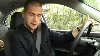 test drive KIA Magentis