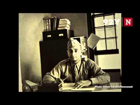 Newsweek Feature Stories: World War II Love Letters