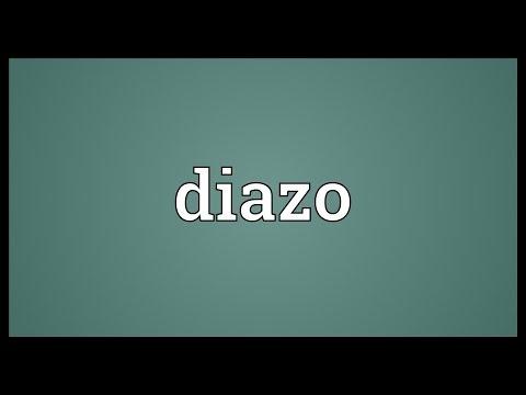 Header of diazo
