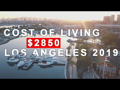 Cost Of Living In Los Angeles (USA)