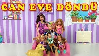 Barbie ve Ailesi Bölüm 154 - Can Eve Döndü - Çizgi film tadında Barbie Oyunları