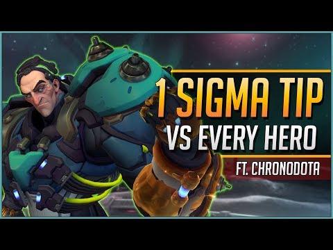 1 SIGMA TIP for EVERY HERO ft. ChroNoDotA