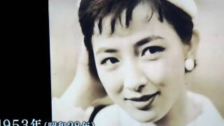 波乱の女優人生・・・有馬稲子