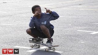 The Eyethu Skate Park Organisation is planning on building a concrete skate park in Hout Bay. The initiative was started to address the lack of activities for the youth in the community.   Click here to subscribe to Eyewitness news: http://bit.ly/EWNSubscribe  Like and follow us on: http://bit.ly/EWNFacebookAND https://twitter.com/ewnupdates  Keep up to date with all your local and international news: www.ewn.co.za    Produced by: Cindy Archillies