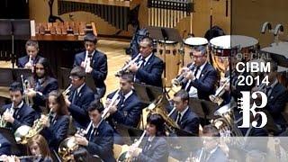 CIBM 2014 - Societat Artístico Musical De Benifaió - Libertadores