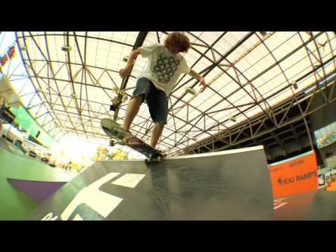 Etnies - European Skateboard Championships 2009 Basel, Swiss 1
