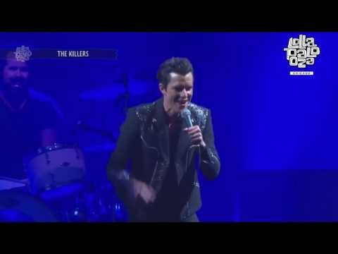 The Killers   Lollapalooza Chicago 2017