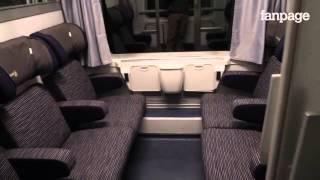 Da Palermo a Roma in treno per protesta. Un viaggio di 11 ore e mezza (e in che condizioni)