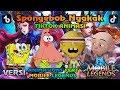Parodi Lagu Tik Tok Spongebob - Mobile Legends Versi Upin Ipin