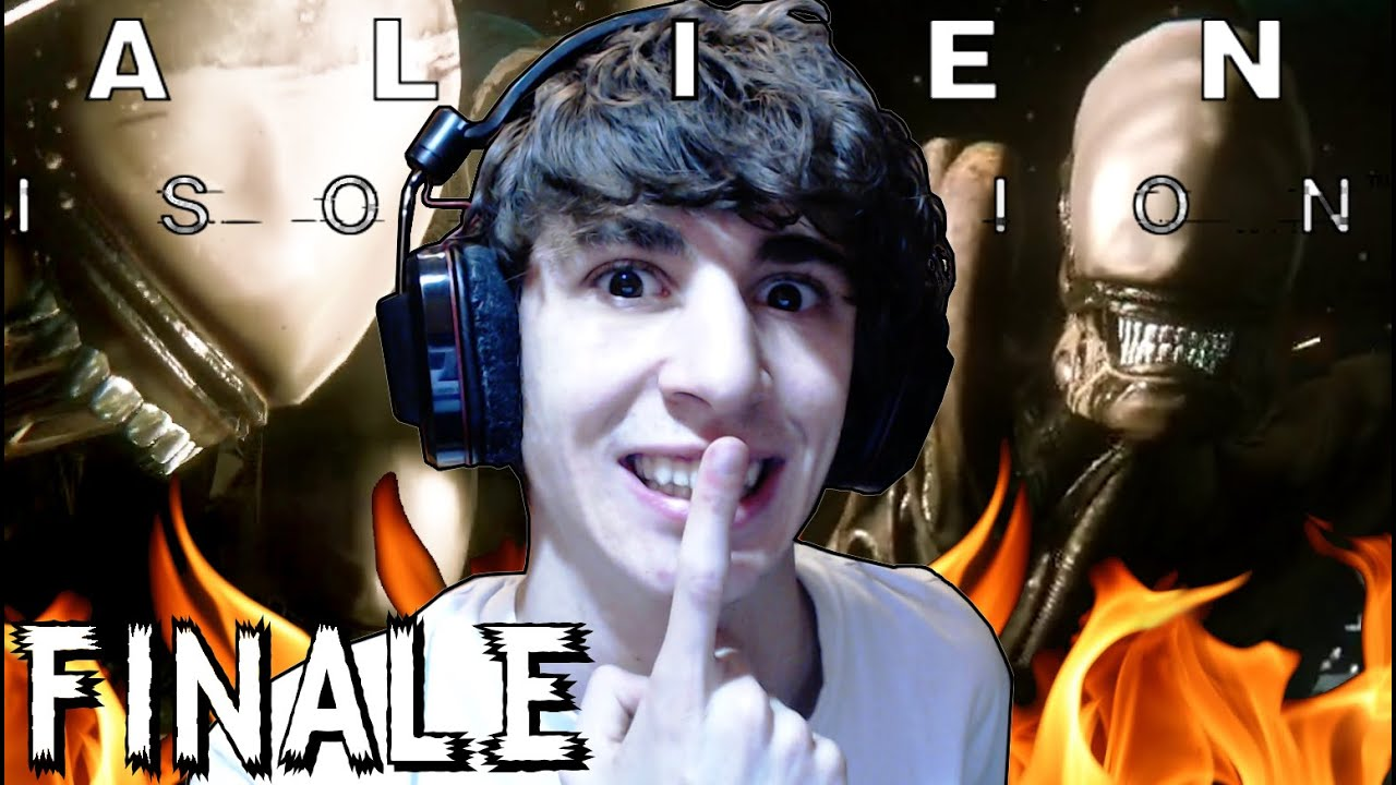 Alien Isolation [FINALE] - Parte 10 - UN'INVASIONE DI ALIEN!!