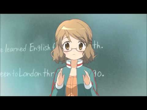 Kiniro Mosaic ~ Your english is awkward!