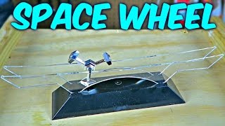 Space Wheel Science Toy