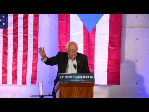 Full Town Hall in San Juan, Puerto Rico | Bernie Sanders