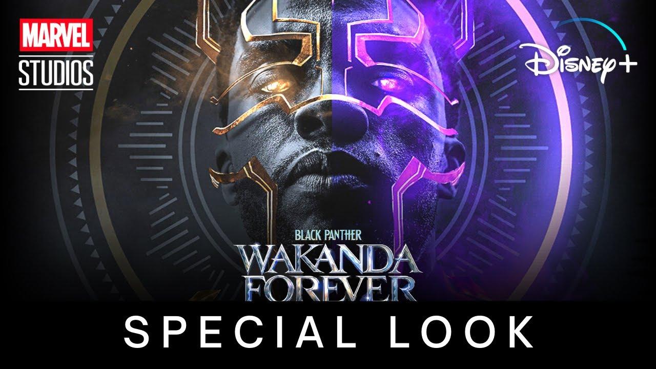 Download BLACK PANTHER 2: Wakanda Forever (2022) Teaser Trailer | Marvel Studios & Disney+