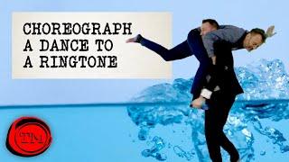 Choreograph a Dance to a Ringtone | Full Task | Taskmaster