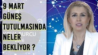 9 Mart güneş tutulmasında bizleri neler bekliyor? | onbi.tv